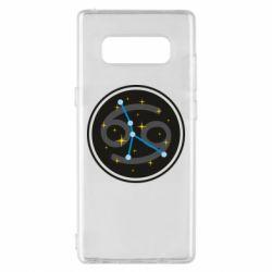 Чохол для Samsung Note 8 Constellation cancer