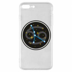 Чохол для iPhone 8 Plus Constellation cancer