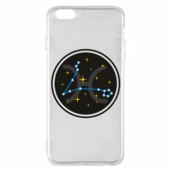 Чехол для iPhone 6 Plus/6S Plus Constellation fish
