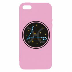 Чехол для iPhone5/5S/SE Constellation fish