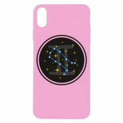 Чохол для iPhone X/Xs Constellation twin