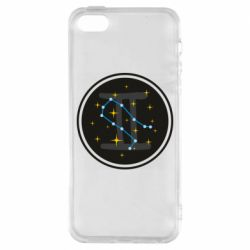Чохол для iphone 5/5S/SE Constellation twin