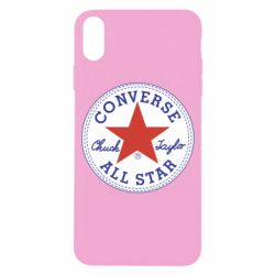 Чохол для iPhone X/Xs Converse