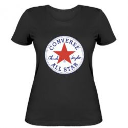 Жіноча футболка Converse