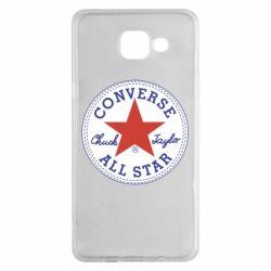 Чохол для Samsung A5 2016 Converse