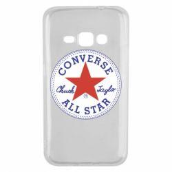 Чохол для Samsung J1 2016 Converse