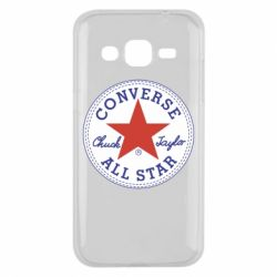 Чохол для Samsung J2 2015 Converse