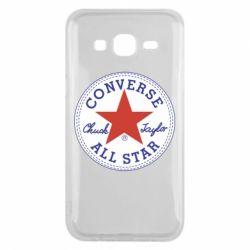 Чохол для Samsung J5 2015 Converse