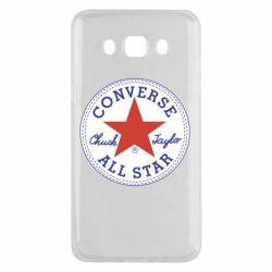 Чохол для Samsung J5 2016 Converse
