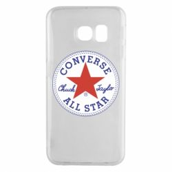 Чохол для Samsung S6 EDGE Converse