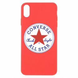 Чохол для iPhone Xs Max Converse
