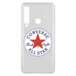 Чохол для Samsung A9 2018 Converse