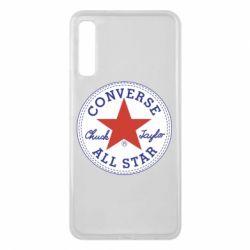 Чохол для Samsung A7 2018 Converse