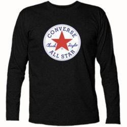 Футболка з довгим рукавом Converse