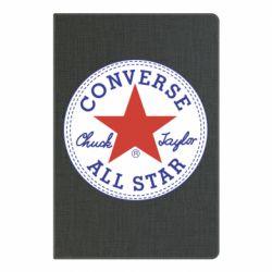 Блокнот А5 Converse