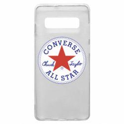 Чохол для Samsung S10+ Converse