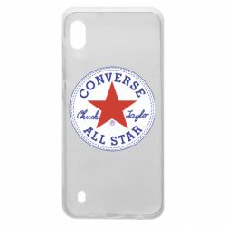 Чохол для Samsung A10 Converse