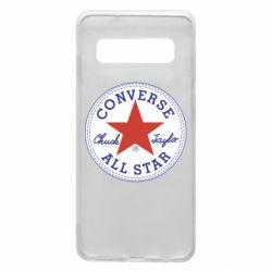 Чохол для Samsung S10 Converse