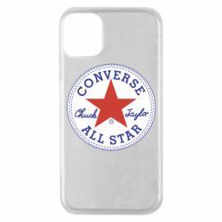Чохол для iPhone 11 Pro Converse