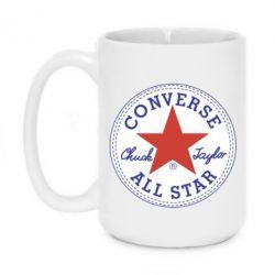 Кружка 420ml Converse