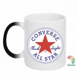 Кружка-хамелеон Converse