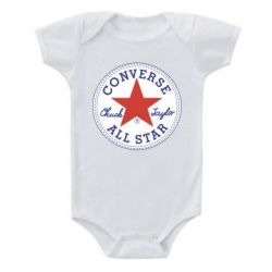 Дитячий бодік Converse