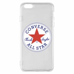 Чехол для iPhone 6 Plus/6S Plus Converse