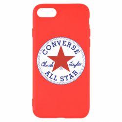 Чохол для iPhone 7 Converse