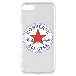 Чохол для iPhone 8 Converse