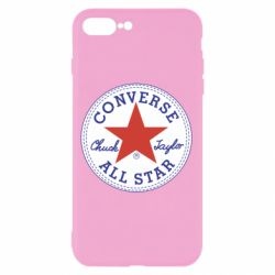 Чехол для iPhone 8 Plus Converse