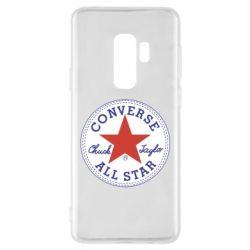 Чохол для Samsung S9+ Converse