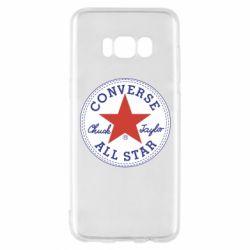Чохол для Samsung S8 Converse