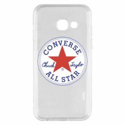 Чохол для Samsung A3 2017 Converse