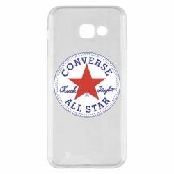 Чохол для Samsung A5 2017 Converse