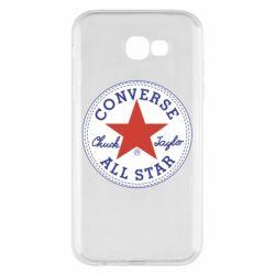 Чохол для Samsung A7 2017 Converse