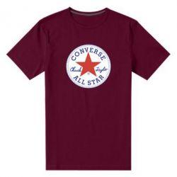 Чоловіча стрейчева футболка Converse