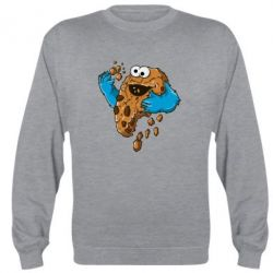 Реглан (свитшот) Cookie Monster