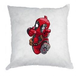 Подушка Cool DeadPool - FatLine