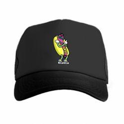 Кепка-тракер Cool hot dog