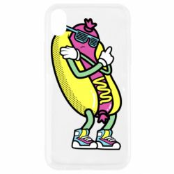 Чохол для iPhone XR Cool hot dog