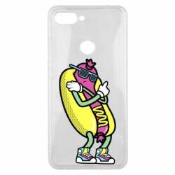 Чохол для Xiaomi Mi8 Lite Cool hot dog