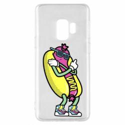 Чохол для Samsung S9 Cool hot dog