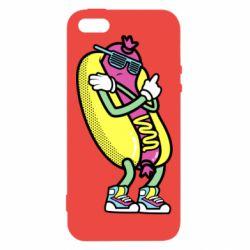 Чохол для iphone 5/5S/SE Cool hot dog