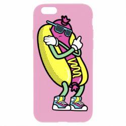 Чохол для iPhone 6/6S Cool hot dog