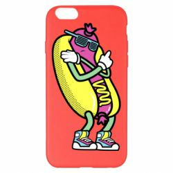 Чохол для iPhone 6 Plus/6S Plus Cool hot dog