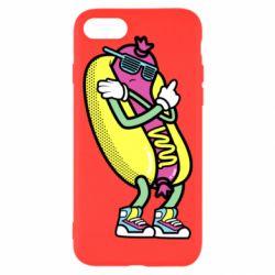 Чохол для iPhone 7 Cool hot dog
