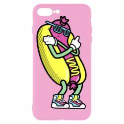 Чохол для iPhone 8 Plus Cool hot dog