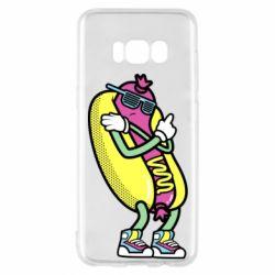 Чохол для Samsung S8 Cool hot dog