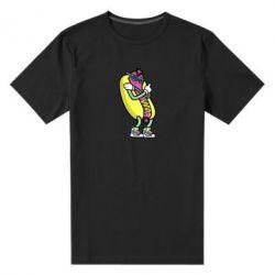 Чоловіча стрейчева футболка Cool hot dog
