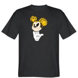 Мужская футболка Cool Mickey Mouse - FatLine